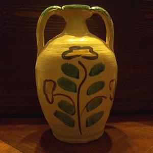 Fiaschi ad Anfora in Ceramica di Burgio